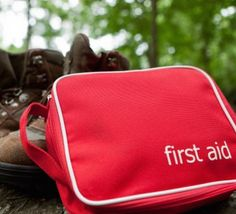 Survival First Aid Kit: Essential items you should keep near you, especially while hiking or camping.