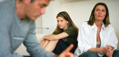 The Long-Term Impact Of Parental Divorce On Young Adult's Relationships.......Written By me.
