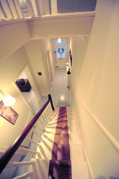RIBA high end residential architects specialising in residential builds, restorations & renovations in Wandsworth, Wimbledon, Putney & South West London Residential Architect, Refurbishment, West London, Wimbledon, Stairways, Bespoke, Period, Restoration, Entryway