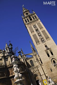 Seville  #seville #sevilla #giralda #catedral #plaza #virgen #reyes #andalucia