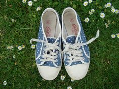 Cath Kidston spotty pumps by bLaCkBeRrY jAm, via Flickr