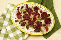 Italian Food Forever » Fennel Salad With Blood Oranges