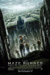 The Maze Runner (2014) Poster