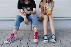 Friends in pink ❤