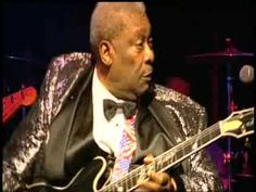 "One of the greatest guitarists: B.B. King. ""Before B.B., everyone played the guitar like it was an acoustic."" - Buddy Guy"