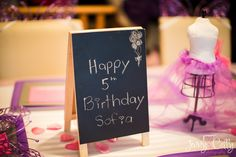 Happy Birthday Sofia!