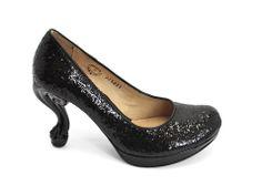 Pretty sure everyone needs black pumps, right? Escarpin (Black Glitter)