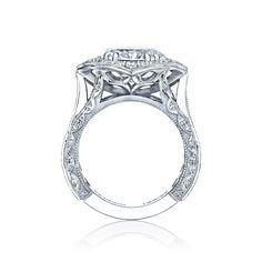 Royal T collection by Tacori is fit for a Queen