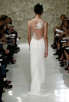 Brides.com: . Wedding dress by Watters