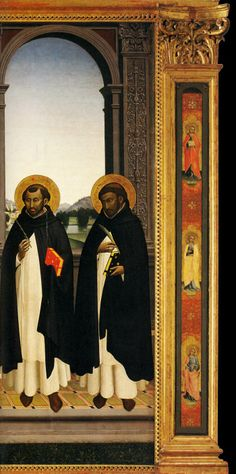 San Domenico Altarpiece (detail), 1423-24 | Tempera and gold on panel | San Domenico, Fiesole | Fra Angelico