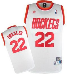 adidas camisetas houston rockets blanca con drexler 22 http://www.camisetascopadomundo2014.com/