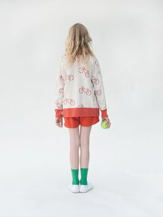 £10 discount voucher to use on any purchase over £40 at Scout & Co, the award-winning online destination for beautiful, design-led products that both kids and adults will love. Yay!  Bobo Choses - The Cyclist AO knit cardigan