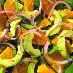 Free orange and avocado salad with orange mustard dressing recipe. Try this free, quick and easy orange and avocado salad with orange mustard dressing recipe from countdown.co.nz.