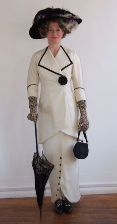 My Titanic walking suit