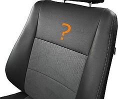 Individual Auto Design lets you put an embroidered logo on your #seatcovers. Choose your company #logo or favourite graphics or zodiac sign.