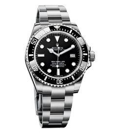 Rolex montre Sea-Sweller 4000 http://www.vogue.fr/vogue-hommes/montres/diaporama/montres-d-ete-chronographes-acier-cadran-noir-hommes/19048/image/1006612