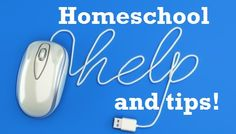 Homeschool Help and Tips for Both Experienced Homeschoolers and New Ones!  #homeschooling