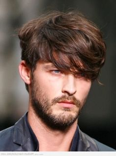 Long Hairstyles For Men With Thick Hair Ideas