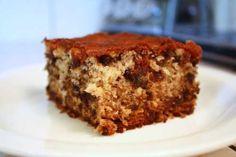 Chocolate chip banana cake recipe - All recipes UK