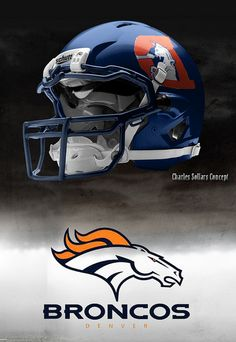 Some think they suck, some think they're cool. Broncos Helmet, Denver Broncos Logo, Denver Broncos Football, Broncos Fans, Football America, Football Art, American Football League, National Football League, Nfl Football Helmets