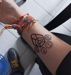 L Tattoo, Home Tattoo, Pretty Tattoos, Owl House, Future Tattoos, Tatting, Starco, Tatoos, Tattoo Ideas