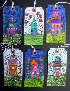 house tags    [ coffee house ]