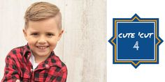 22 Really stinkin' cute haircuts for toddler boys | The Squeeze