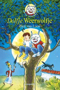 Voorleesboek groep 3/4/5/6  Dolfje Weerwolfje - Paul van Loon