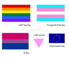 Sistema del icono de las banderas del gay de LGBT, aislado en el fondo blanco Bandera del transexual Bandera del BI, símbolo bise stock de ilustración Lgbt, Bar Chart, Diversity, Flags, Icons, Culture, White People, Bar Graphs