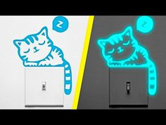 Wall Decoration Ideas That Are Cheap And Super Creative - YouTube
