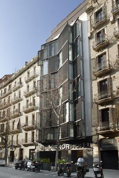 Galería de Hotel The Mirror Barcelona / GCA Arquitectes - 3
