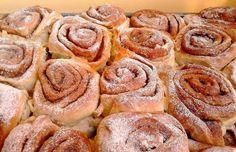 Pychaa: Cynamonowe bułeczki Paleo Recipes, Snack Recipes, Snacks, Paleo Food, Apple Pie, Sugar Free, Sausage, Food And Drink, Gluten Free