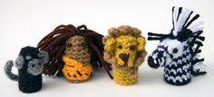 The entire set of free crochet patterns is now up on www.mooglyblog.com :)