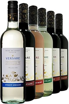 Versare Italian Mixed Case - 6 x 750ml Easy Drinking Italian Wine. Carefully selected from the Versare Winemakers range by Fine Wine Sellers Red, White and Rose 1 x Versare Montepulciano 1 x Versare Cabernet S (Barcode EAN = 5060405301497) http://www.comparestoreprices.co.uk/december-2016-6/versare-italian-mixed-case--6-x-750ml.asp