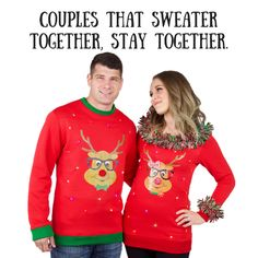 faf78545 42 Best Ugly Christmas Sweaters for Women 2018 images