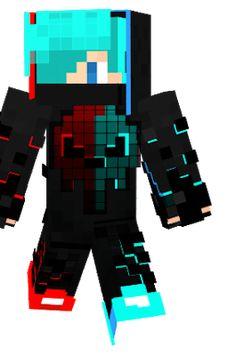 Recent Minecraft Skins Minecraft Skins Assassin, Minecraft Skins Robot, Minecraft Skins Rainbow, Minecraft Posters, All Minecraft, Minecraft Sword, Minecraft Buildings, Skin Nova, Capas Minecraft