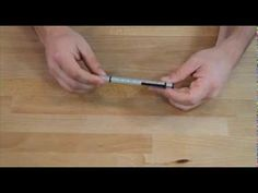 Pen stylus made from MAGNETS POLAR PEN Modular Tool Features - YouTube