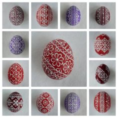 kraslice - egg art