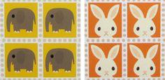 stamps - three potato four!