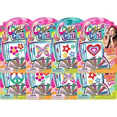 CMC GLITTER GLAM TATTOOS BUNDLE PACK *** See this great product. (This is an affiliate link) #PartyFavors