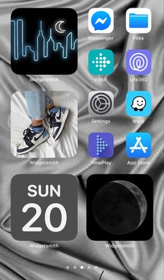 Iphone App Design, Iphone App Layout, Ios Design, Hacks Iphone, Organize Phone Apps, Application Iphone, Simple Iphone Wallpaper, Iphone Home Screen Layout, Ios App Icon