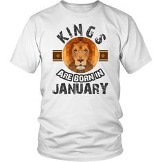 695d06d3 64 Best Kings Are Born In January images | Birthday Gifts, Birthday ...