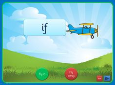 An interactive PowerPoint, linked to Letters and Sounds (Phase 2), that can be worked through at your own pace. Each slide has up to four high frequency words included and they can be viewed individually. The words 'fly in' attached to old fashioned planes and can 'fly out' once viewed. This presentation could be used for small groups and individual children in addition to whole class teaching. The Comic Sans activity is editable while the others use an embedded font (SassoonInfant)
