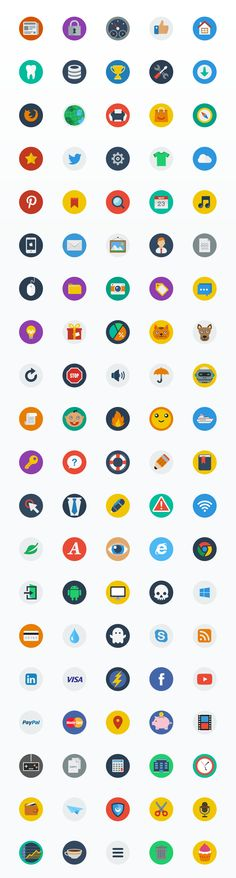 Web Design, Flat Design Icons, Flat Icons, Icon Design, Typography Quotes, Typography Design, Flat Illustration, Illustrations, Png Icons
