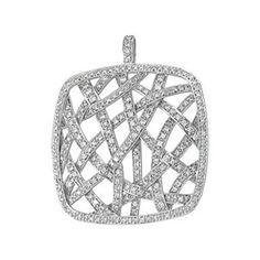 New 14k White Gold Diamond Pendant - 1 1/2 Cttw GemAffair,http://www.amazon.com/dp/B005M3XE6M/ref=cm_sw_r_pi_dp_yrO9rb0JZ3YWY8JB