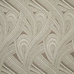 Plumes Taupe by Pindler Fabric Decor, Fabric Design, Paisley Fabric, Three Dimensional, Fabric Patterns, Damask, Swatch, Texture, Artwork
