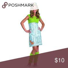 Selling this Girls XL (14-16) Oscar the Grouch Sesame Street on Poshmark! My username is: kathannstew613. #shopmycloset #poshmark #fashion #shopping #style #forsale #Other