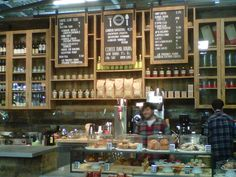 Terrain coffee bar