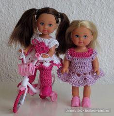 Отрывая листки календаря... Куклы Simba. Evi / Одежда и обувь для кукол - своими руками и не только / Бэйбики. Куклы фото. Одежда для кукол