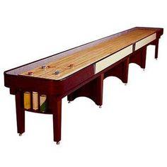 Bar Shuffleboard table $5892